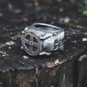 Viking Heavy Ring
