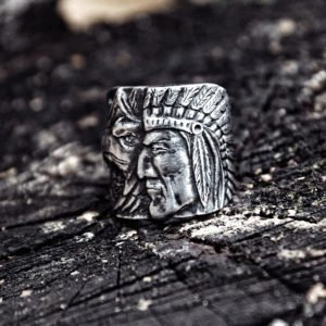Chief and Eagle Ring
