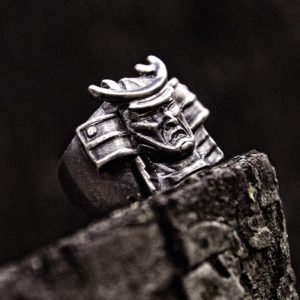 Samurai Warrior Ring
