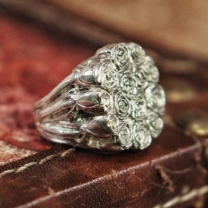 Bouquet Roses Ring